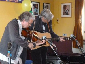 Cambridge Folk Club 50 yrs
