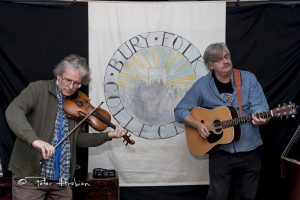 A Bury Folk Collective night