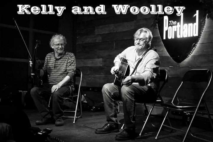 Kelly and Woolley