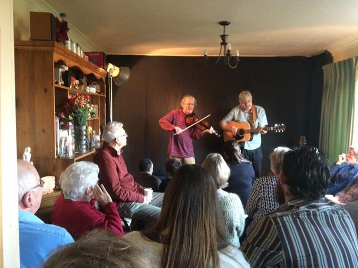 Kelly and Woolley, House Concert.